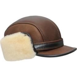 Men's Ricardo B.H. H-12N Captain Hat Brown/Natural