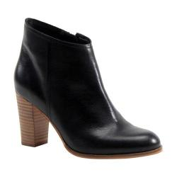 Women's Diba True Cos Moe Bootie Black Leather