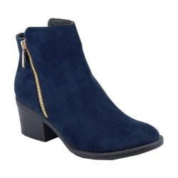 Reneeze Women's Pama-01 Navy Ankle Bootie