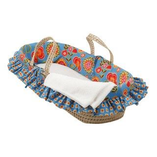 Cotton Tale Gypsy Moses Basket Set