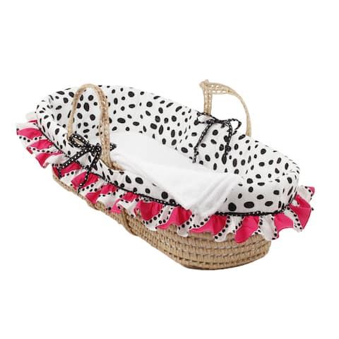 Cotton Tale Hottsie Dottsie Moses Basket