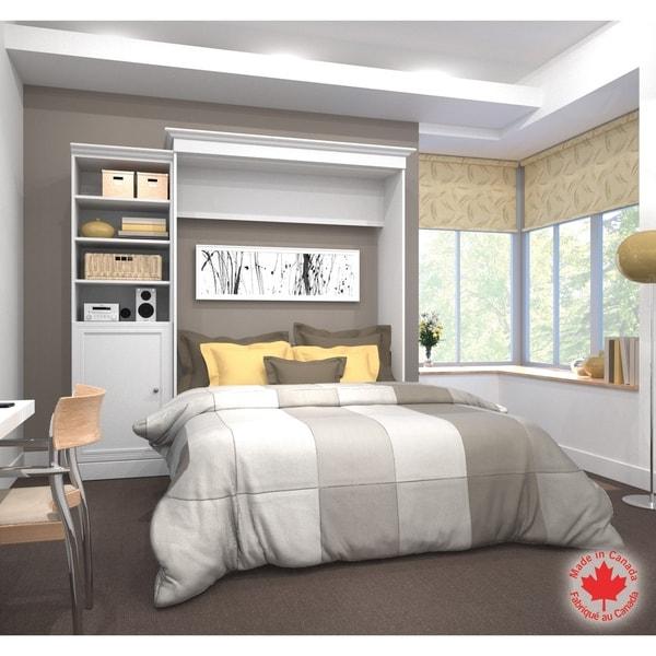 Bestar Versatile Queen Wall Bed