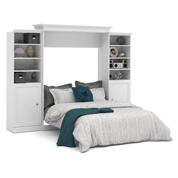 Versatile By Bestar  Inch Queen Size Wall Bed