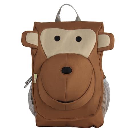 Kids Ecozoo Deluxe Monkey Backpack