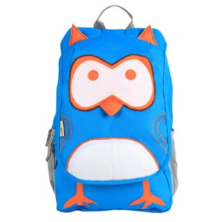 Ecozoo Deluxe Owl Backpack