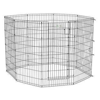 Midwest Life Stages Pet Exercise Pen with Door