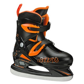NITRO 8.8 Boy's Adjustable Figure Ice Skate