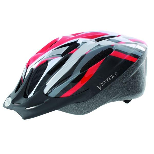 Red Heat Sport Helmet L