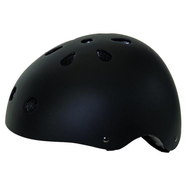Matte Black Medium Freestyle Helmet