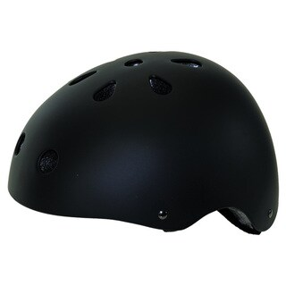 Matte Black Medium Freestyle Helmet (Option: Black)