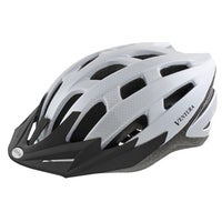 Silver Cycling Helmets