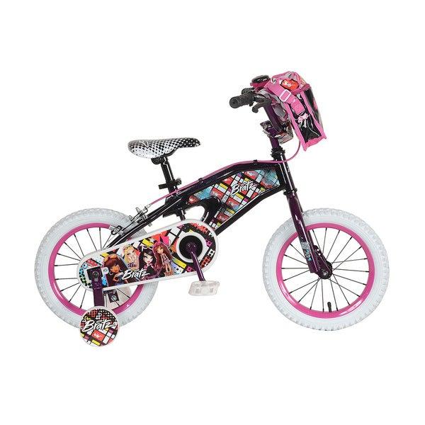 Bratz - 14 inch Black Bike