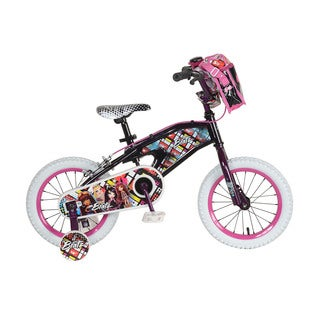 Bratz - 14 inch Black Bike