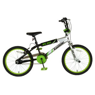 Kawasaki K20 20 BMX Bicycle|https://ak1.ostkcdn.com/images/products/9400646/P16589103.jpg?_ostk_perf_=percv&impolicy=medium