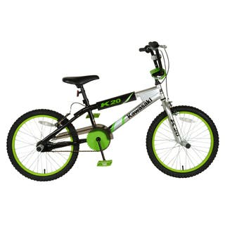Kawasaki K20 20 BMX Bicycle|https://ak1.ostkcdn.com/images/products/9400646/P16589103.jpg?impolicy=medium