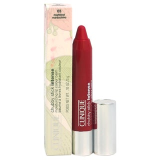 Clinique Chubby Stick Intense Moisturizing Lip Colour Balm # 03 Mightiest Maraschino