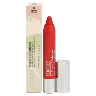 Clinique Chubby Stick Intense Moisturizing Lip Colour Balm # 04 Heftiest Hibiscus
