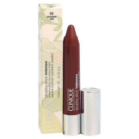 Clinique Chubby Stick Intense Moisturizing Lip Colour Balm # 02 Chunkiest Chili