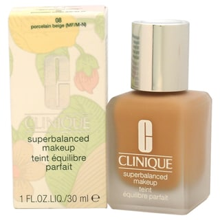 Clinique Superbalanced Makeup # 08 Porcelain Beige (MF/M-N) Normal To Oily Skin Foundation