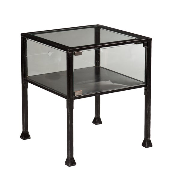Harper Blvd Display/ Terrarium Side/ End Table   Free Shipping Today    Overstock.com   16589304