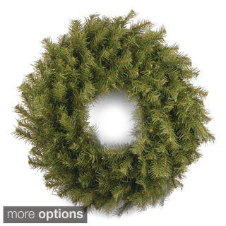 Norwood Fir 24-inch Wreath (2 options available)