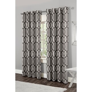 ATI Home Trincity Curtain Panel Pair with Grommet Top