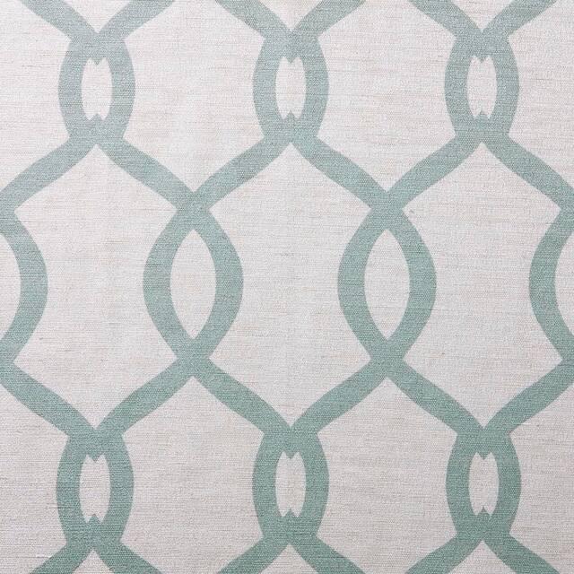 ATI Home Kochi Linen Blend Window Grommet Top Curtain Panel Pair