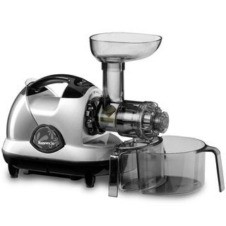 Kuvings NJE-3580U Silver Masticating Slow Juicer