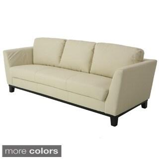 New Zealand Bonded Split Leather Sofa