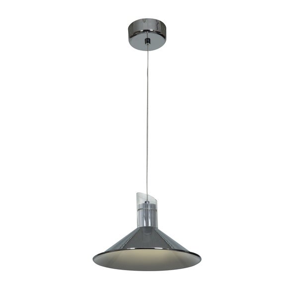 Access Lighting Pulse LED Sphere Pendant - Silver