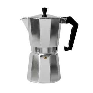 Epoca Primula PES-3312 12-Cup Aluminum Stovetop Espresso Maker