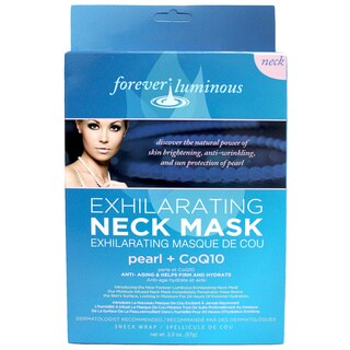 My Spa Life Pearl and Coq10 Exhilarating Neck Mask