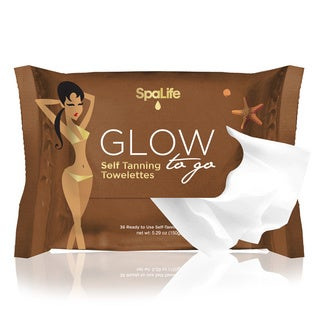 My Spa Life Glow Self Tanning Towelettes (60 count)