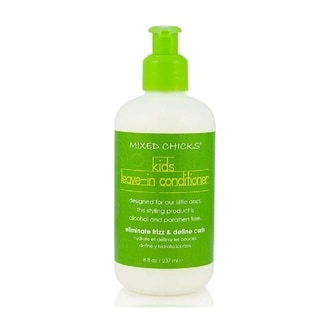 Mixed Chicks 8-ounce Kid's Leave-in Conditioner