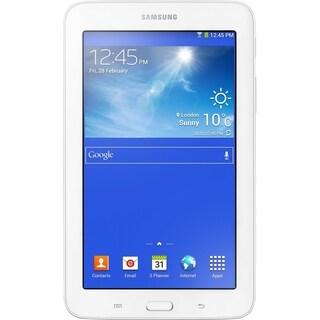"Samsung Galaxy Tab 3 Lite SM-T110 8 GB Tablet - 7"" - Wireless LAN - M"