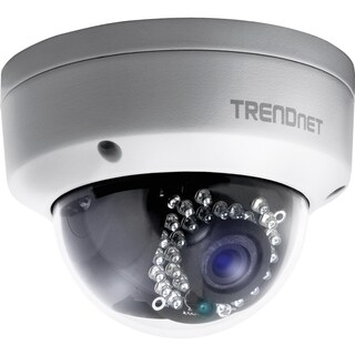 TRENDnet TV-IP321PI 1.3 Megapixel Network Camera - Color - Board Moun