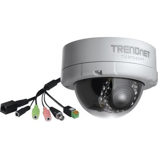 TRENDnet TV-IP342PI 2 Megapixel Network Camera - Color