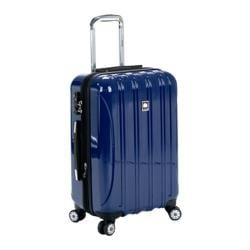 Delsey Helium Aero Carry-On Exp. Spinner Trolley Cobalt Blue