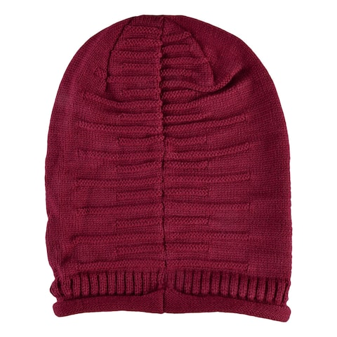 Zodaca Trendy Women's Winter Warm Knit Beanie