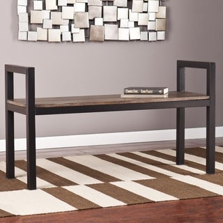 Holly and Martin Abachi Bench