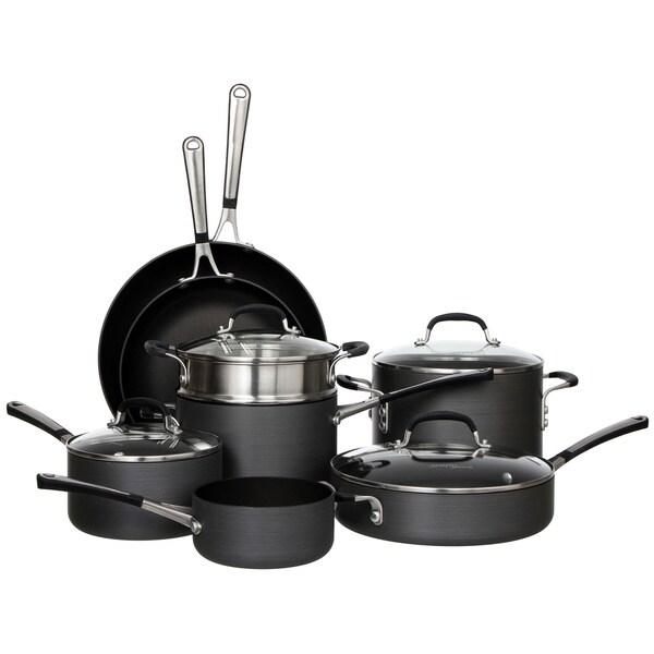 simply calphalon 12piece cookware set - Calphalon Cookware Set