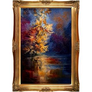 Justyna Kopania 'River' Framed Print Art