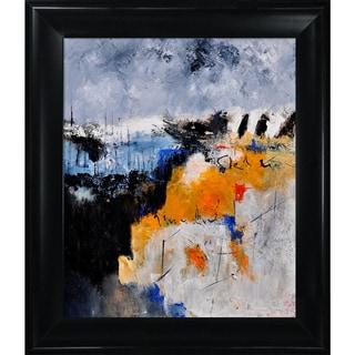 Pol Ledent 'Abstract 66211142' Framed Print Art