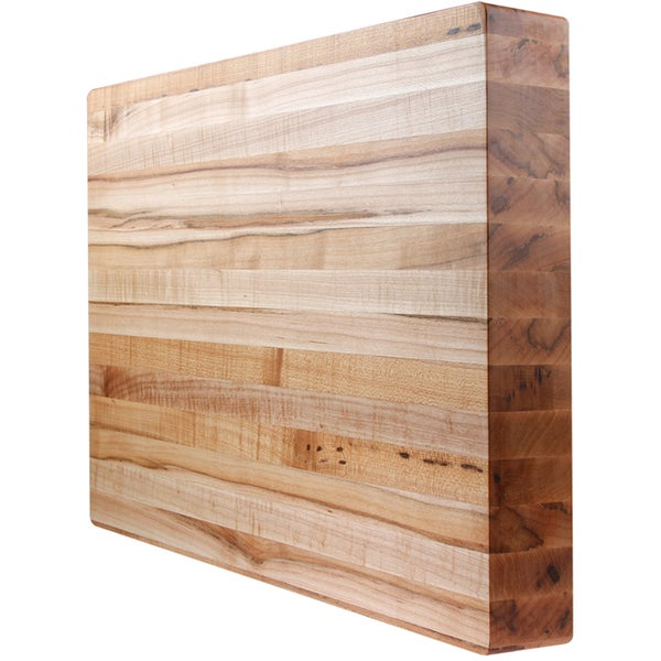 Inch square kobi blocks premium maple edge grain wood