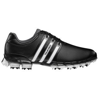 Adidas Men's Black/ White Tour 360 ATV M1 Golf Shoe
