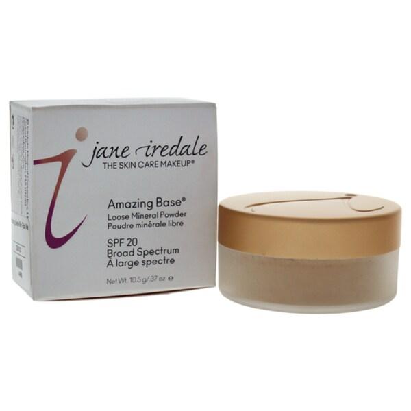 Jane Iredale Amazing Base Warm Sienna Loose Mineral Powder
