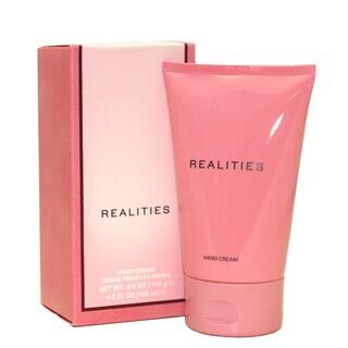 Realities Cosmetics Realities 4.2-ounce Hand Cream