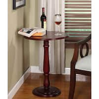 Laurel Creek Vinnie Contemporary Plant Stand Table