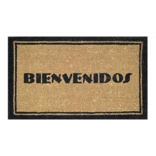 Link to Bienvendios Coir Doormat Similar Items in Decorative Accessories