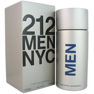 Carolina Herrera 212 Men's 6.75-ounce Eau de Toilette Spray